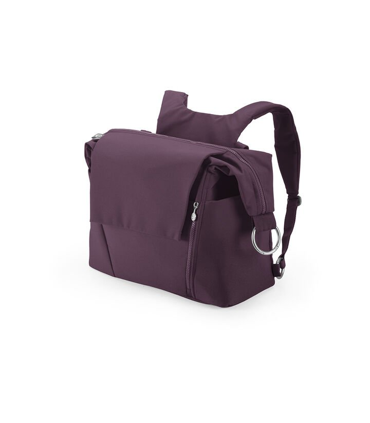 Stokke® Stroller Changing Bag, Purple