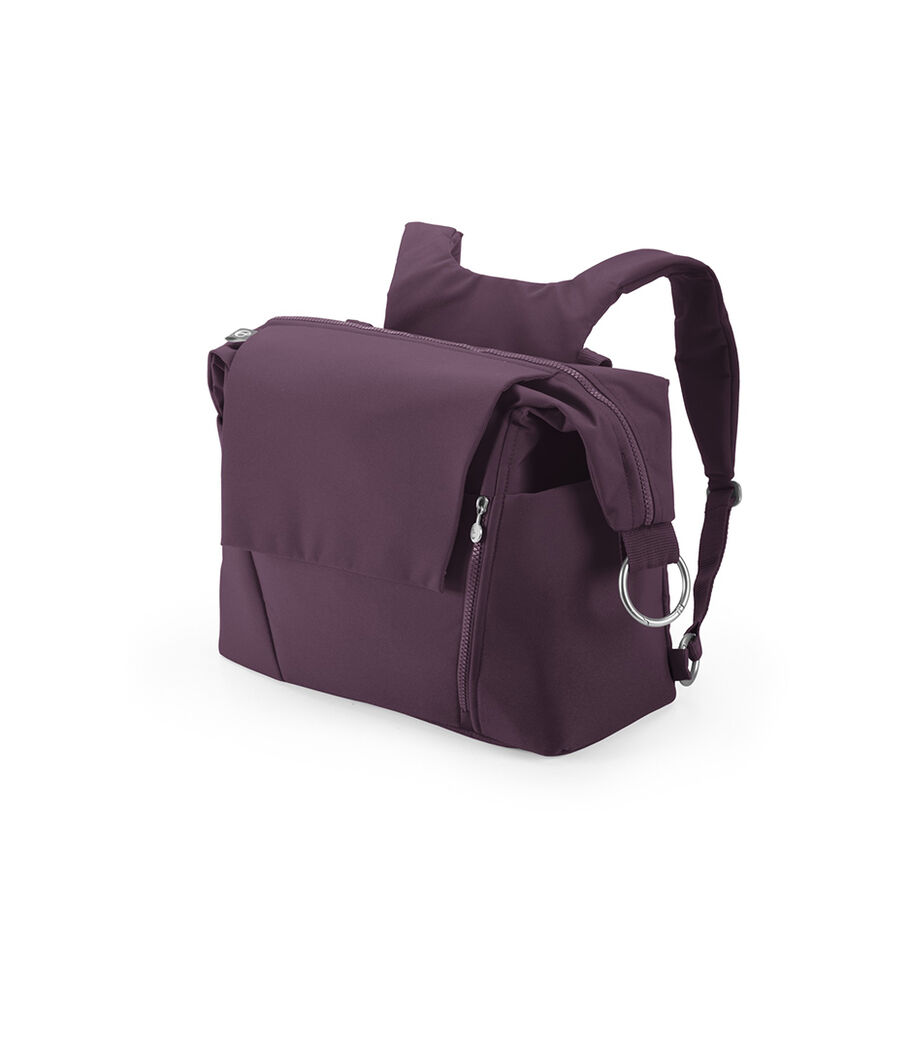 Stokke® Stroller Changing Bag, Purple