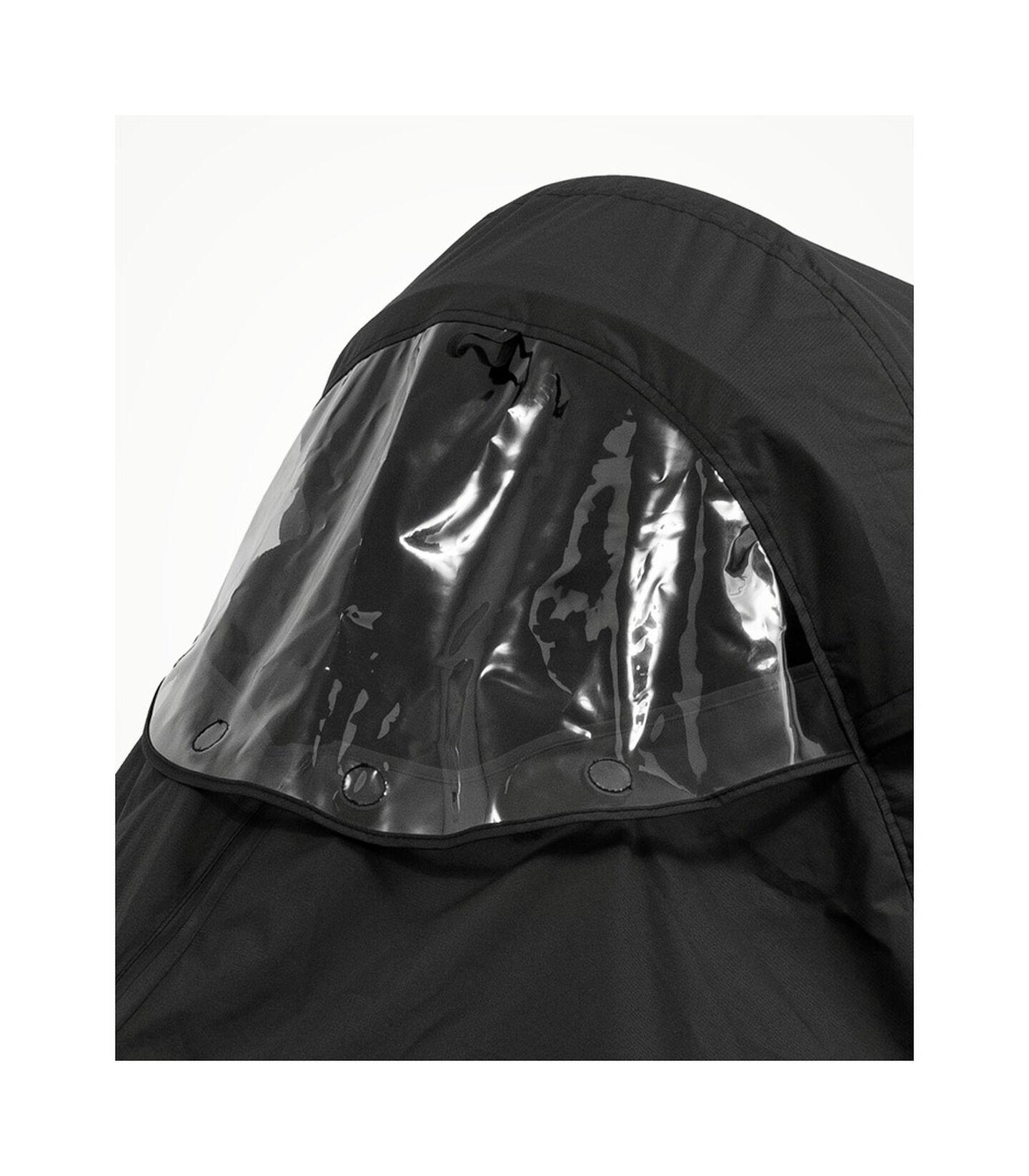 Osłona przeciwdeszczowa Stokke® Xplory® X Black, Black, mainview view 4
