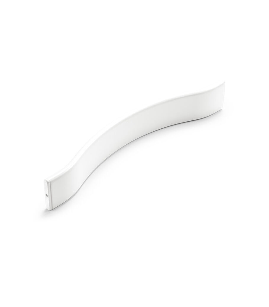 108707 Tripp Trapp Back laminate White (Spare part).  view 4