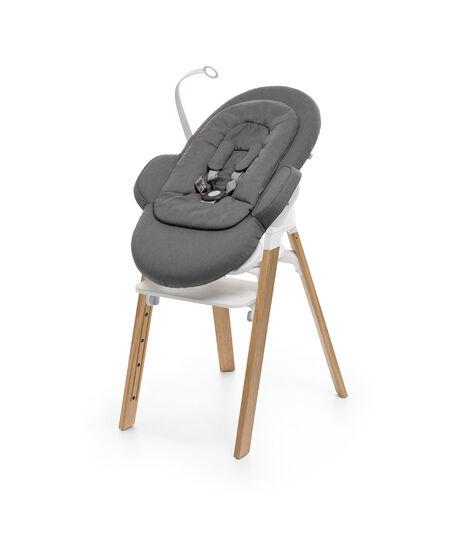 Stokke® Steps™ Chair White Oak, Beyaz/Doğal Meşe, mainview view 6
