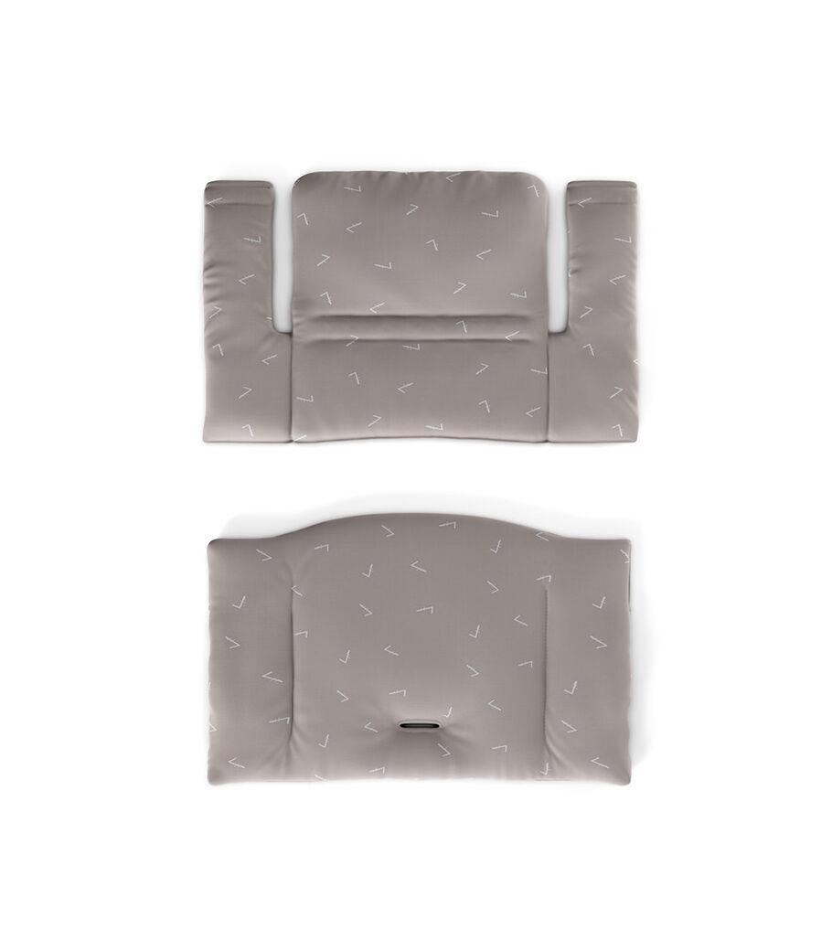 Tripp Trapp® Classic Cushion Icon Grey. Flatlay. view 6