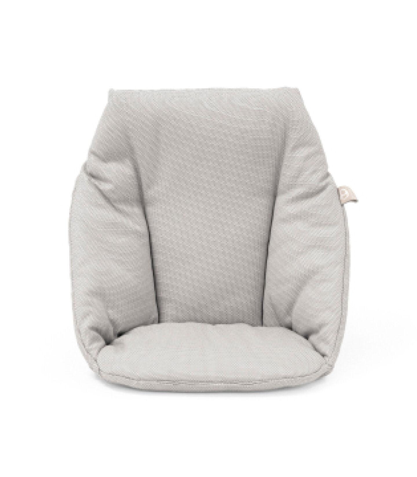 Tripp Trapp® Baby Cushion Timeless Grey OCS, Timeless Grey, mainview