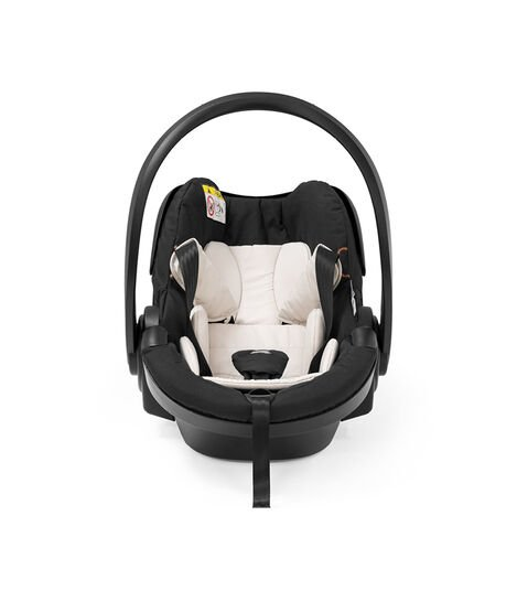 Stokke® iZi Go Modular™ X1 by BeSafe® Black, Black, mainview view 4