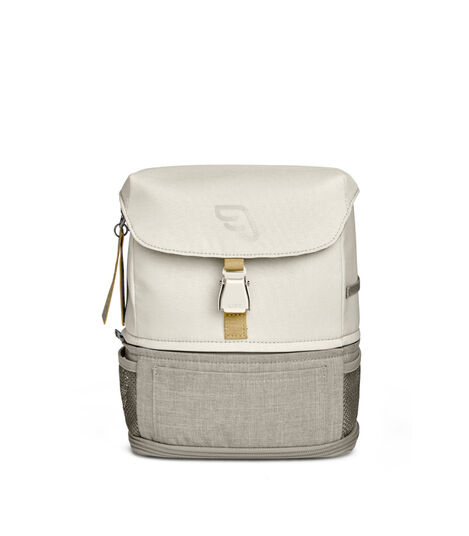 JetKids by Stokke® Crew Backpack White, White, mainview view 10