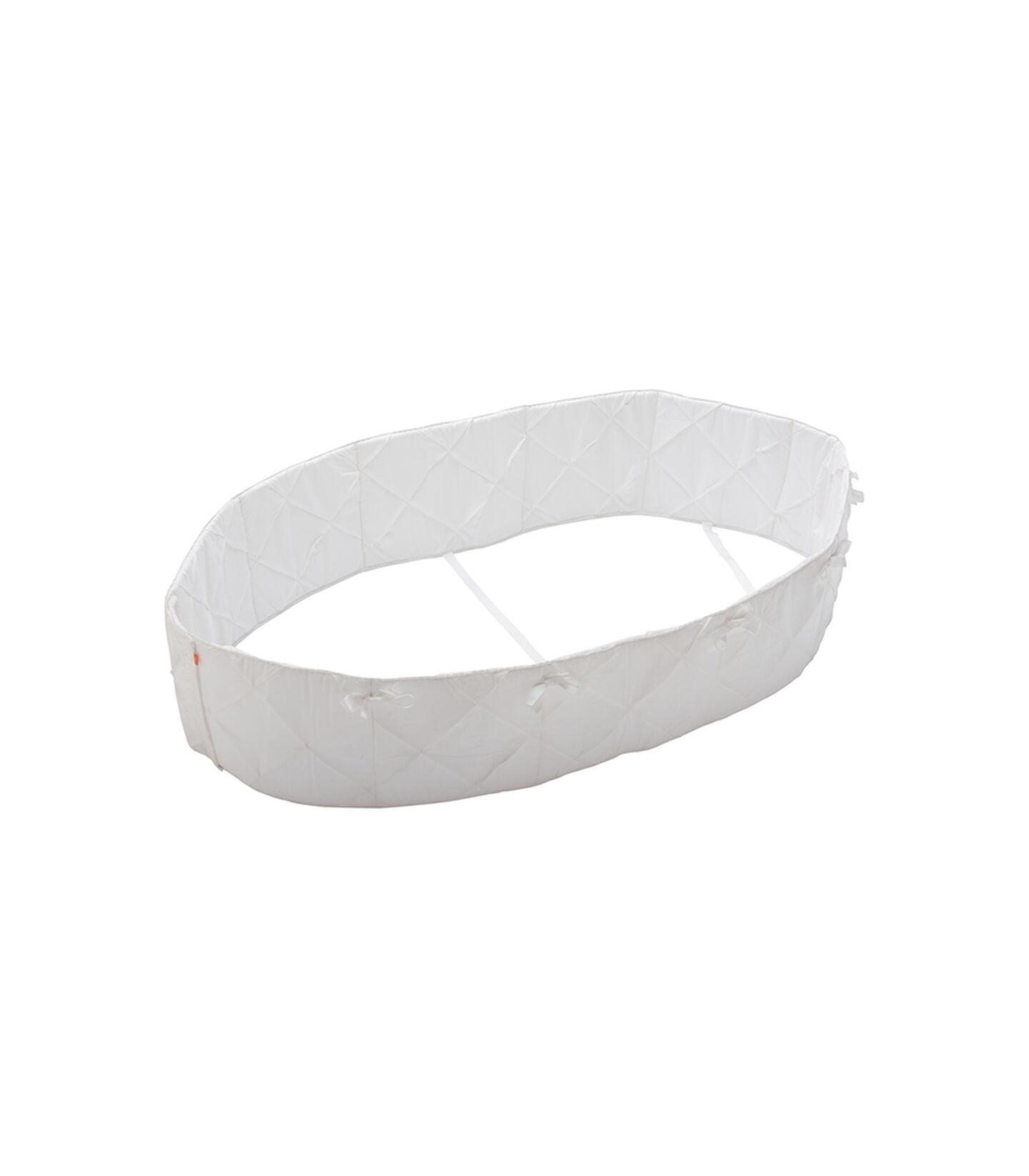 Stokke Sleepi Bed Bumper, Classic White