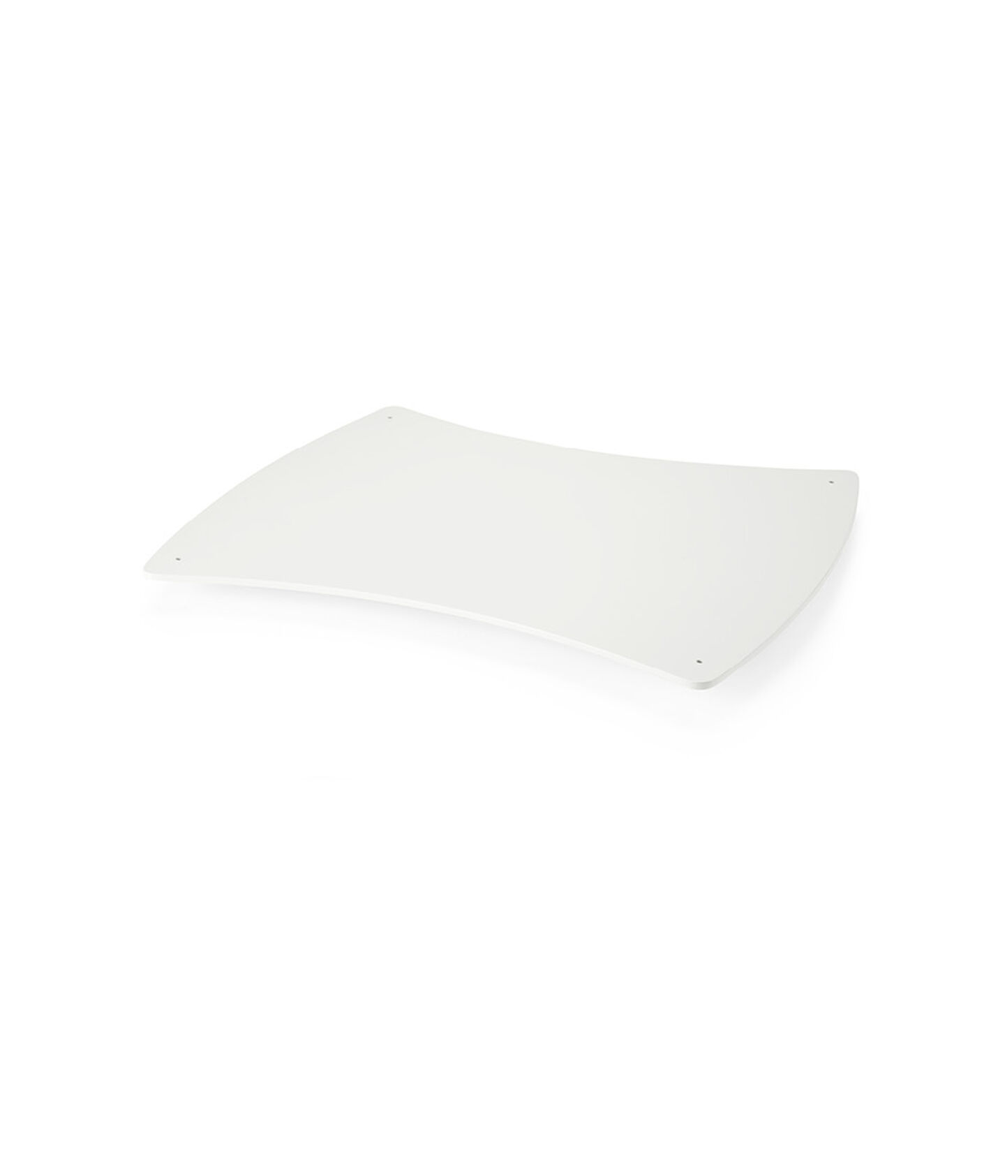 Stokke® Care™ Spare part. 164804 Care 09 Shelf lower White. view 2