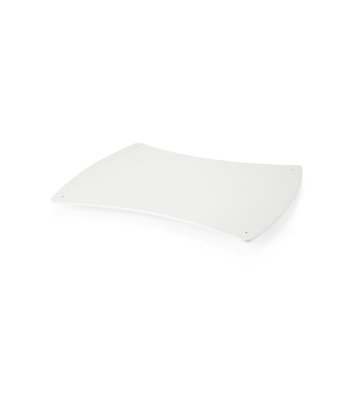 Stokke® Care™ Spare part. 164804 Care 09 Shelf lower White. view 1