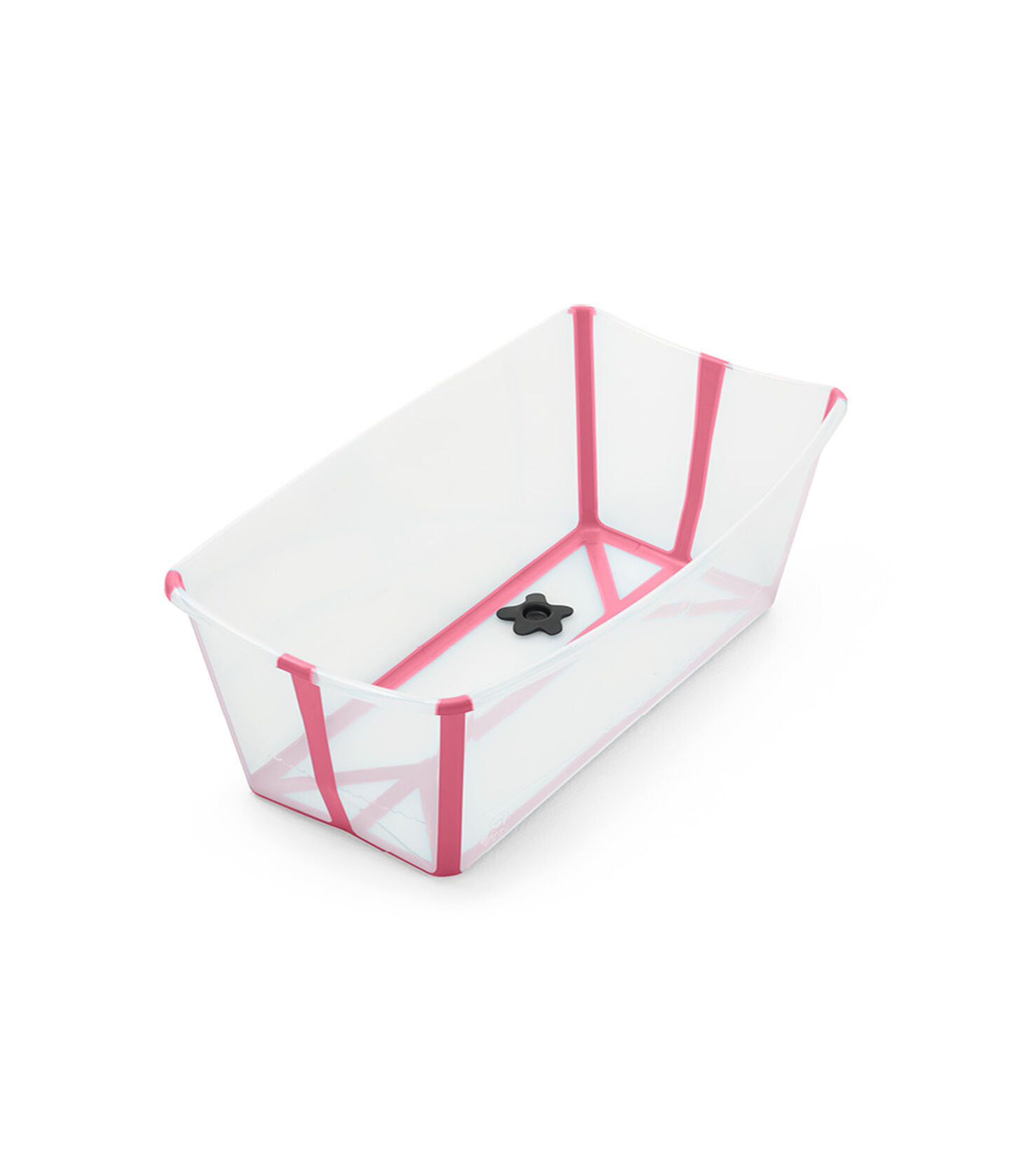 Stokke® Flexi Bath® Heat Trans Pink, Transparent rose, mainview view 1