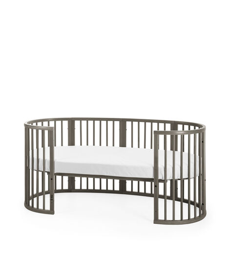 Stokke® Sleepi™ Junior Extension Hazy Grey, Gris Bruma, mainview view 4