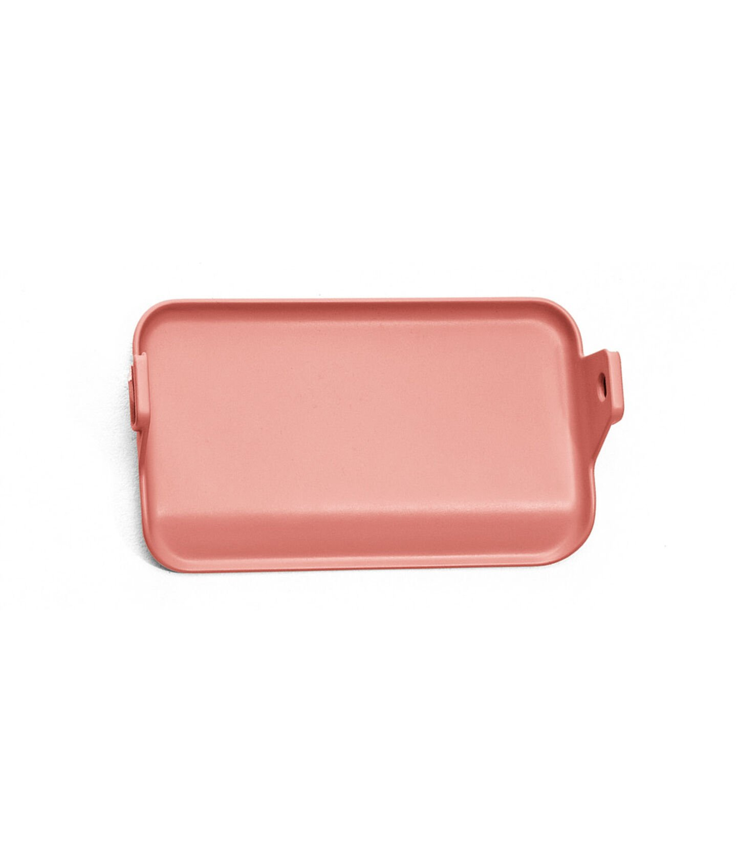 Reposapiés Stokke® Clikk™ Sunny Coral, Coral Brillante, mainview
