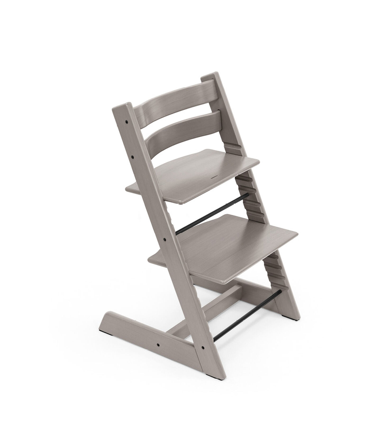 Tripp Trapp® chair Oak Greywash. view 1