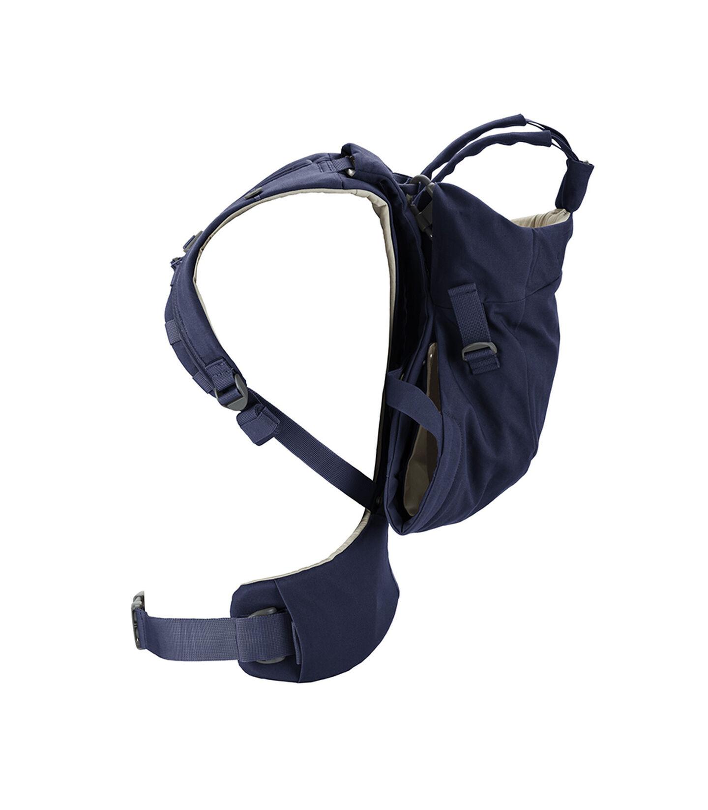 Stokke® MyCarrier™ Back Carrier Deep Blue.