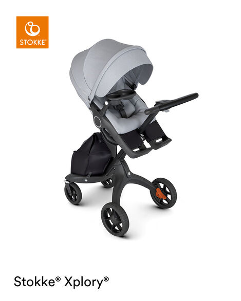 Stokke® Stroller Snack Tray Black, , mainview view 8
