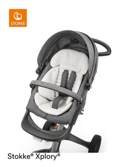 Stokke® Xplory® with Stokke® Stroller Seat Inlay view 5