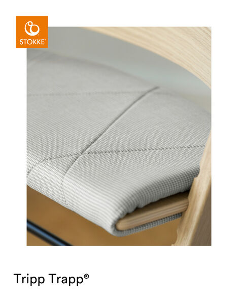 Tripp Trapp® Junior-Kissen Nordic Grey, Nordic Grey, mainview view 8