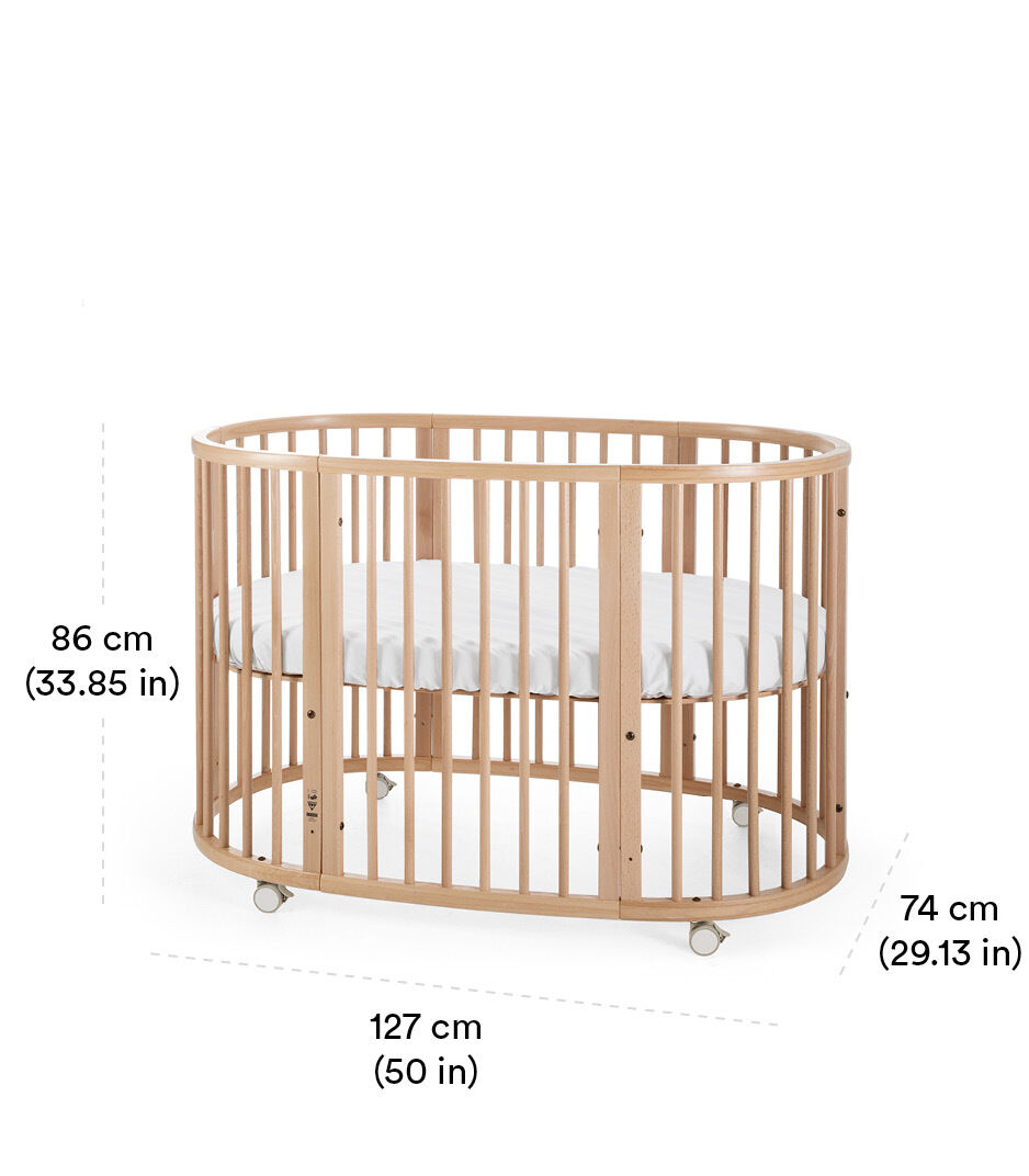 Stokke® Sleepi™ Cuna Natural view 1