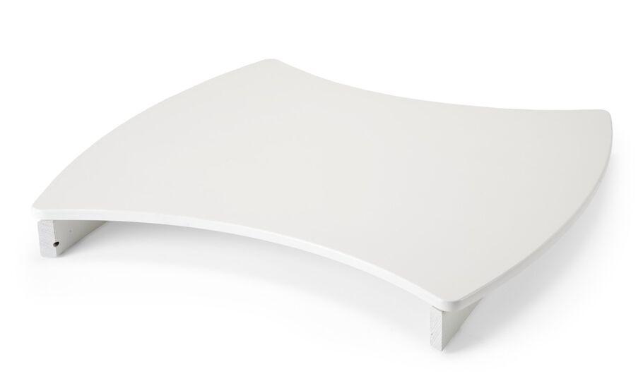 Spare part. 112005 Care Topshelf Cpl White.