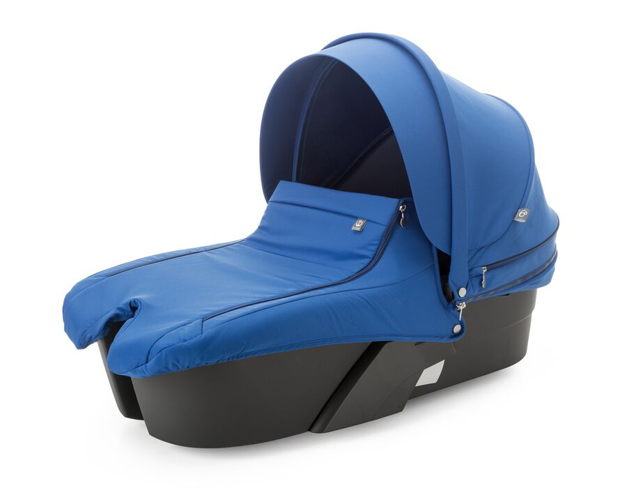 Stokke® Xplory® Carry Cot ,Coblat Blue.