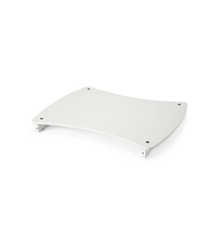 Stokke® Care™ Spare part. 164504 Care 09 Topshelf Cpl White. view 1