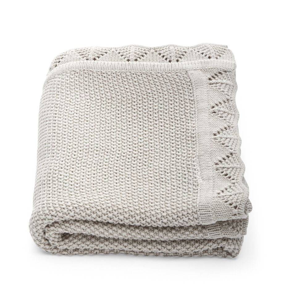 Blanket, Classic Beige