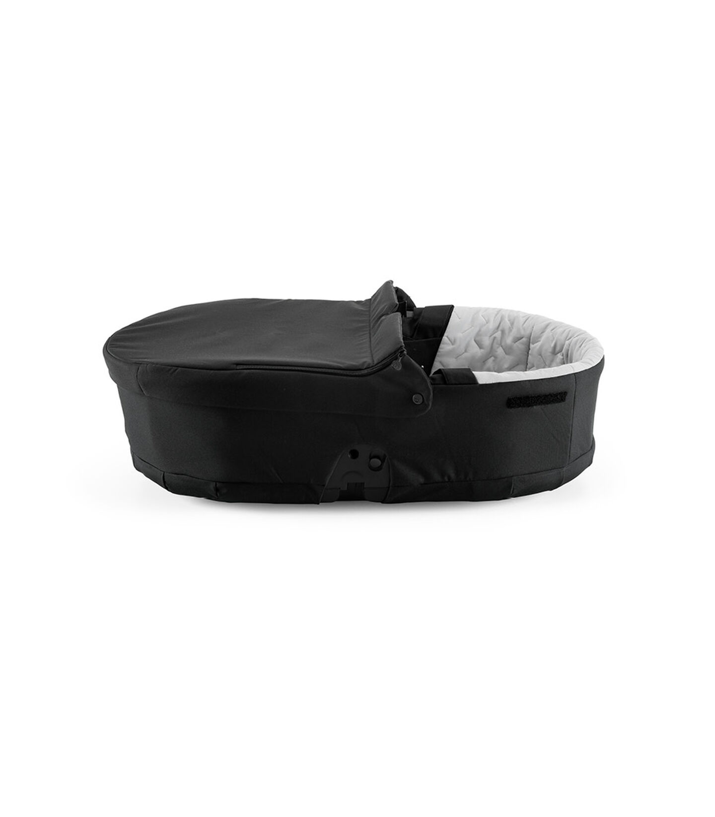 Stokke® Beat Carry Cot Black, Negro, mainview view 2