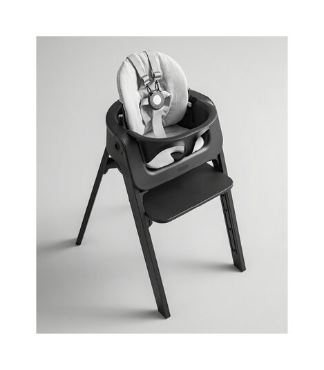 Stokke® Steps™ Baby Set pude TT Nordic Grey, TT Nordic Grey, mainview view 2
