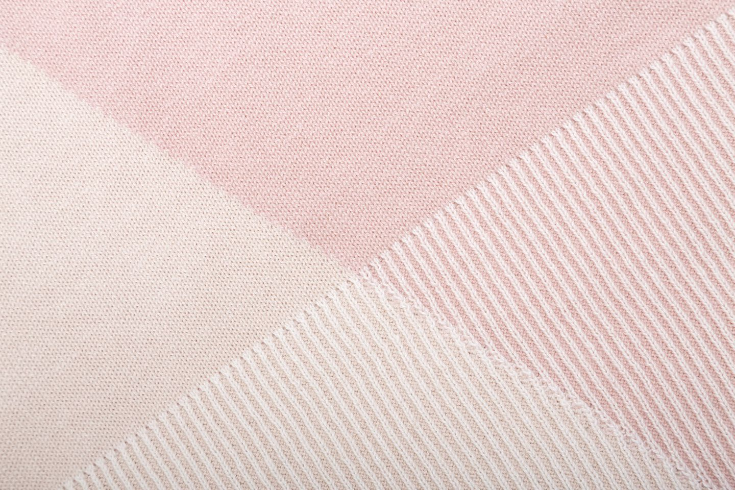 Stokke® Textiles Cotton Knit, Pink. Detail.