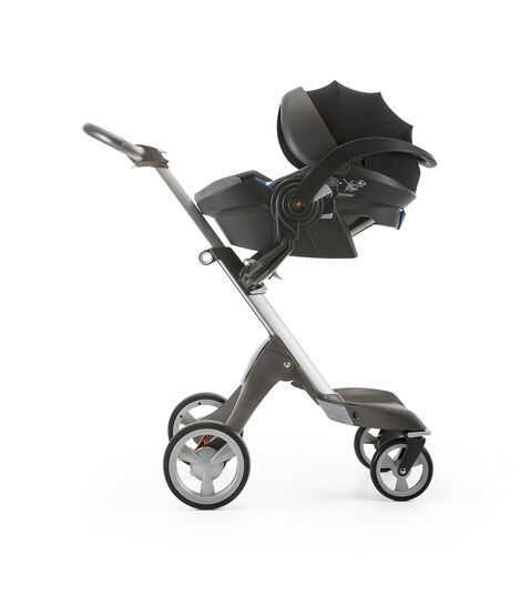Stokke® Xplory® Black, Black, mainview view 6