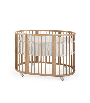 stokke sleepi bed the baby crib that grows with your child. Black Bedroom Furniture Sets. Home Design Ideas