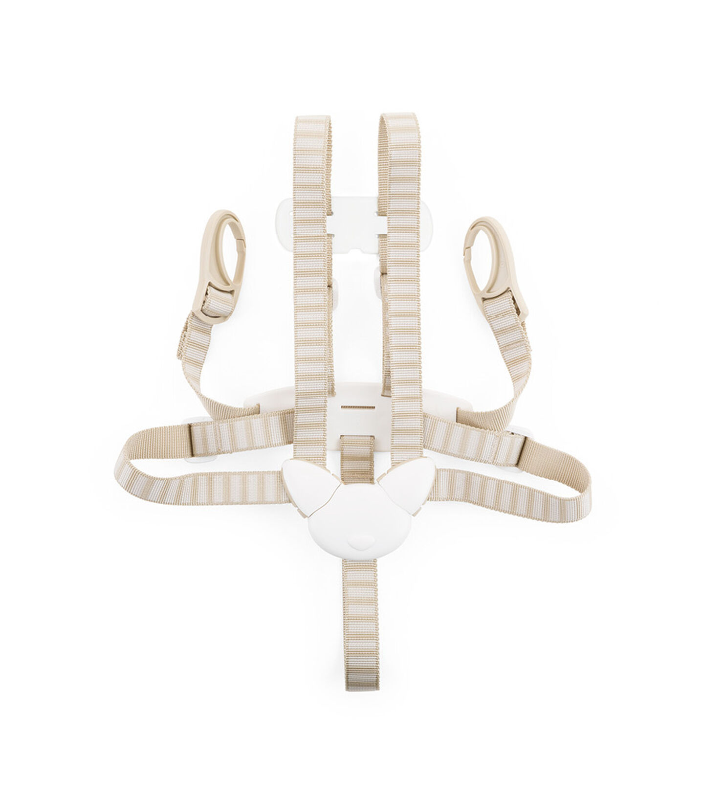 Tripp Trapp® Harness 5-point Beige.