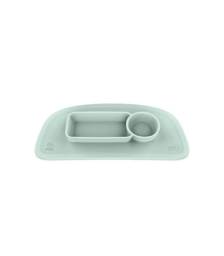 Set de table ezpz™ par Stokke™ pour Stokke® Tray, Vert menthe, mainview view 1
