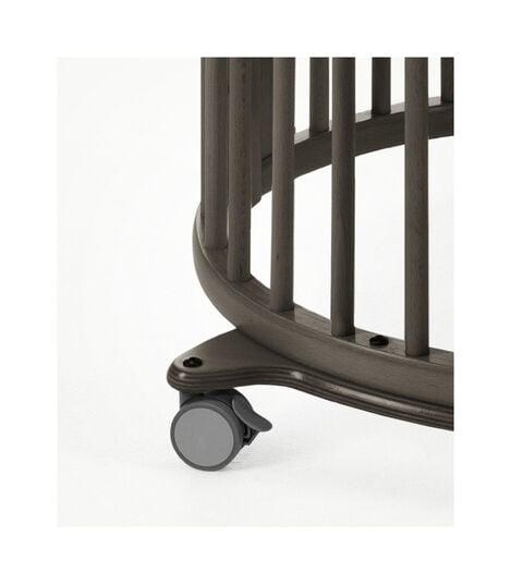 Stokke® Sleepi™ Mini Hazy Grey, Grigio Opaco, mainview view 4