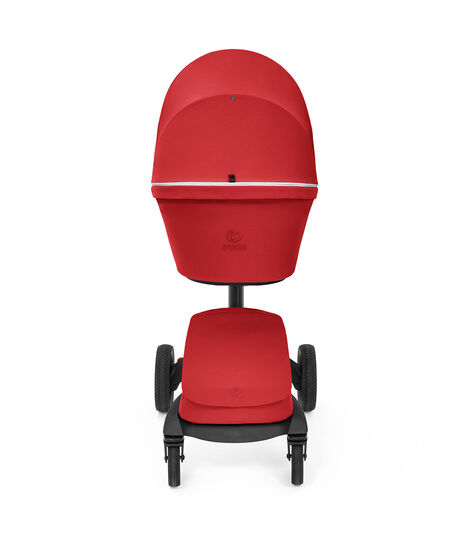 Nacelle Stokke® Xplory® X Rouge Rubis, Rouge Rubis, mainview view 4
