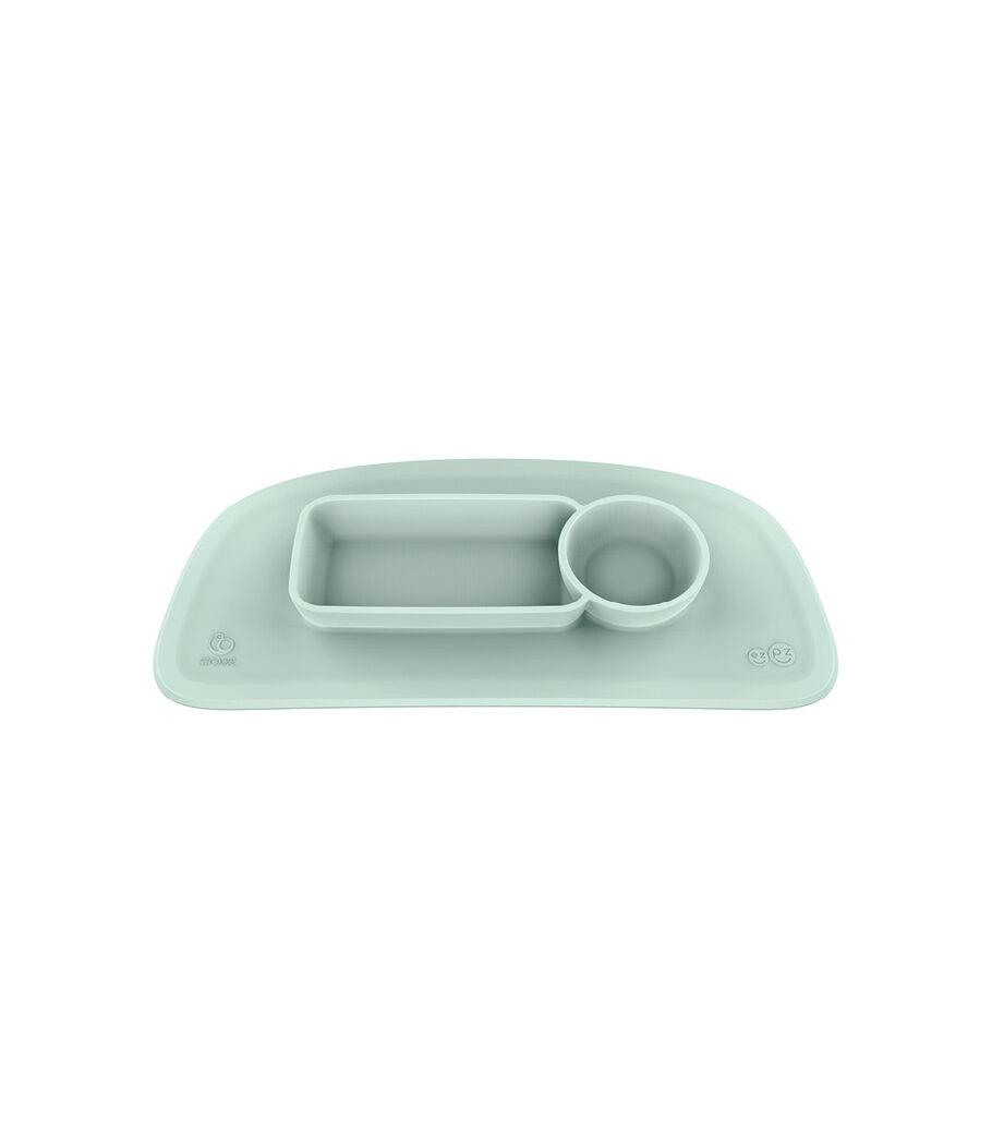 Set de table ezpz™ par Stokke™ pour Stokke® Tray, Vert menthe, mainview view 23