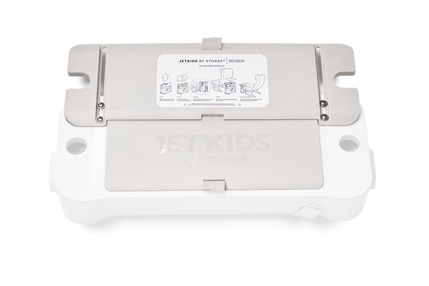JetKids™ by Stokke® - Kit de couchage RideBox™, , mainview