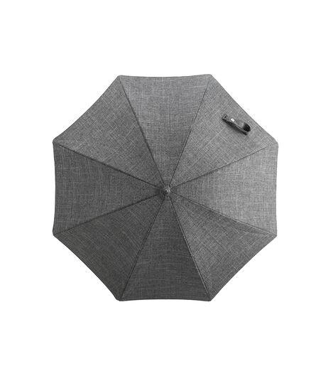 Parasol, Black Melange.