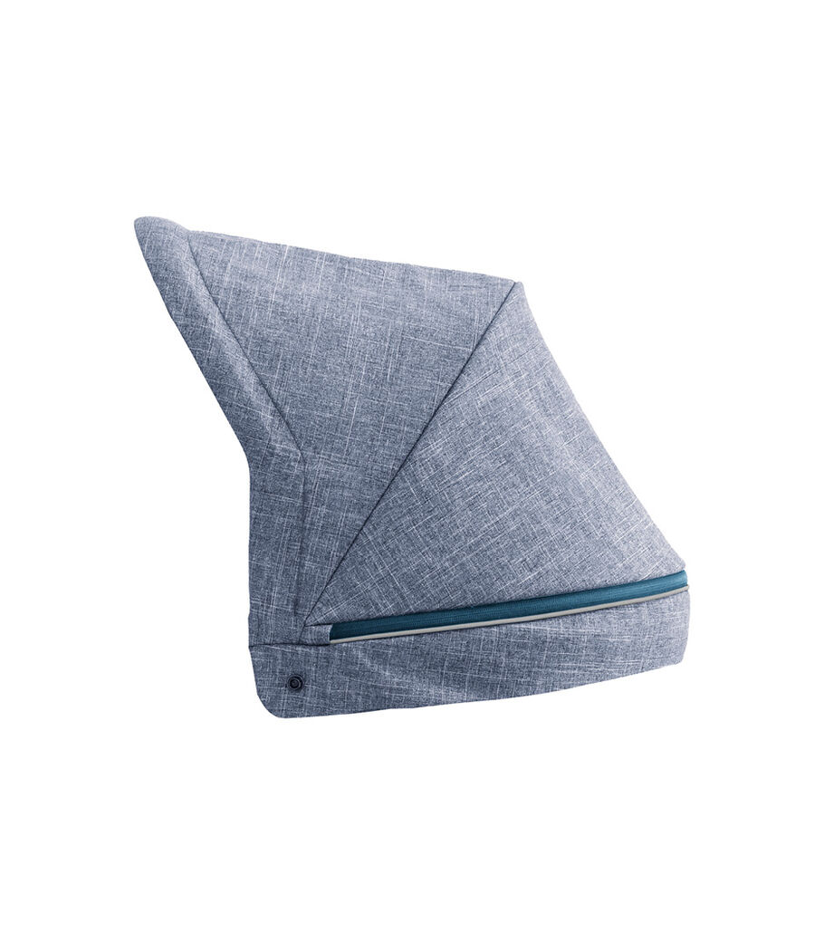 Stokke® Beat™ spare part. Canopy, Blue Melange. view 20