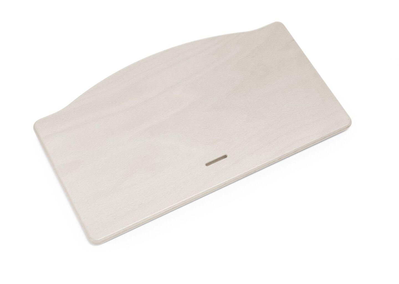 108805 Tripp Trapp Seat plate Whitewash (Spare part).