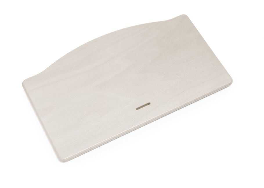 108805 Tripp Trapp Seat plate Whitewash (Spare part).