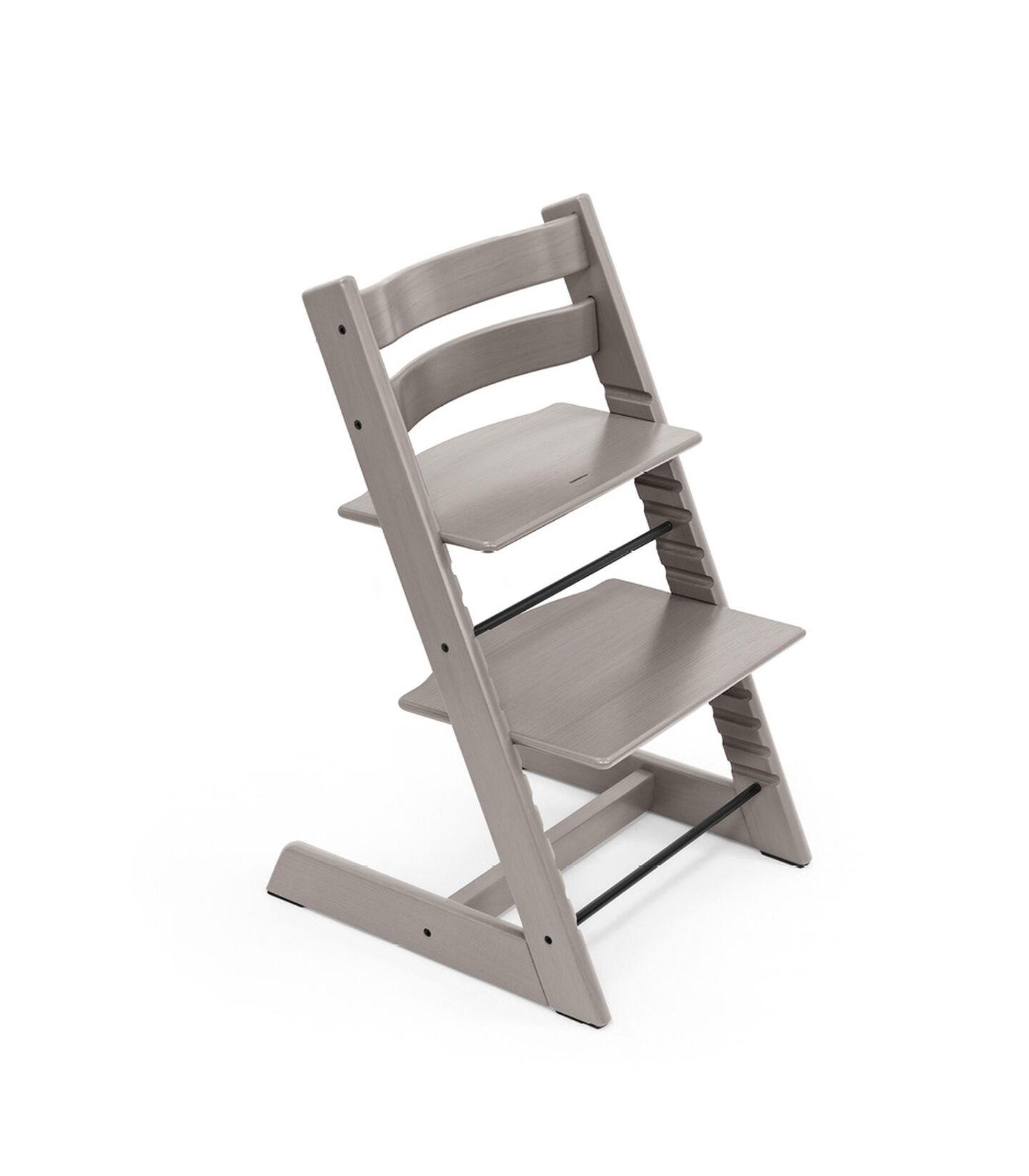 Tripp Trapp® Chair Oak Greywash, Oak Greywash, mainview view 2