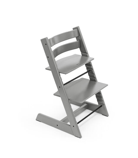Tripp Trapp® Chair Storm Grey, Beech.