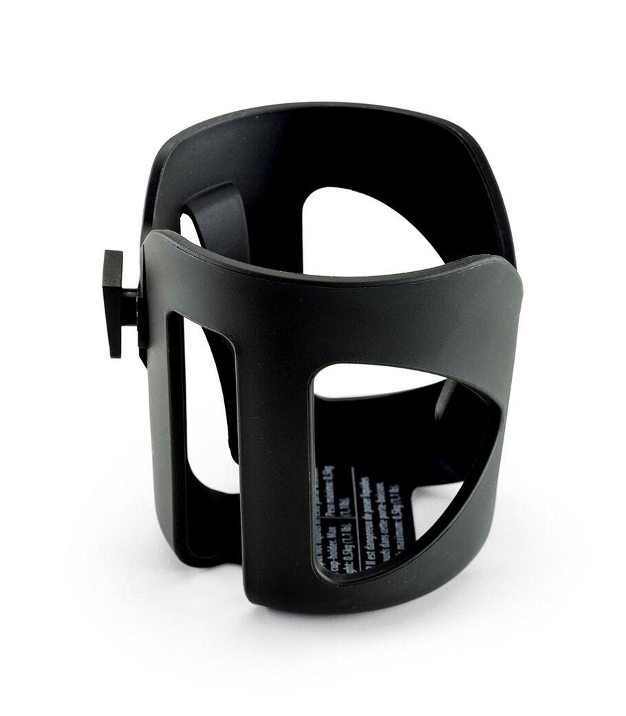 Stokke® Stroller Becherhalter Black, , mainview