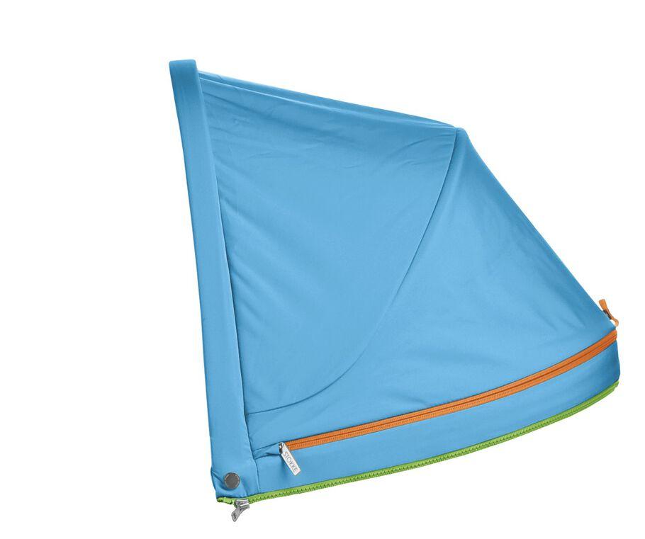 Stokke® Stroller Hood, Urban Blue, mainview