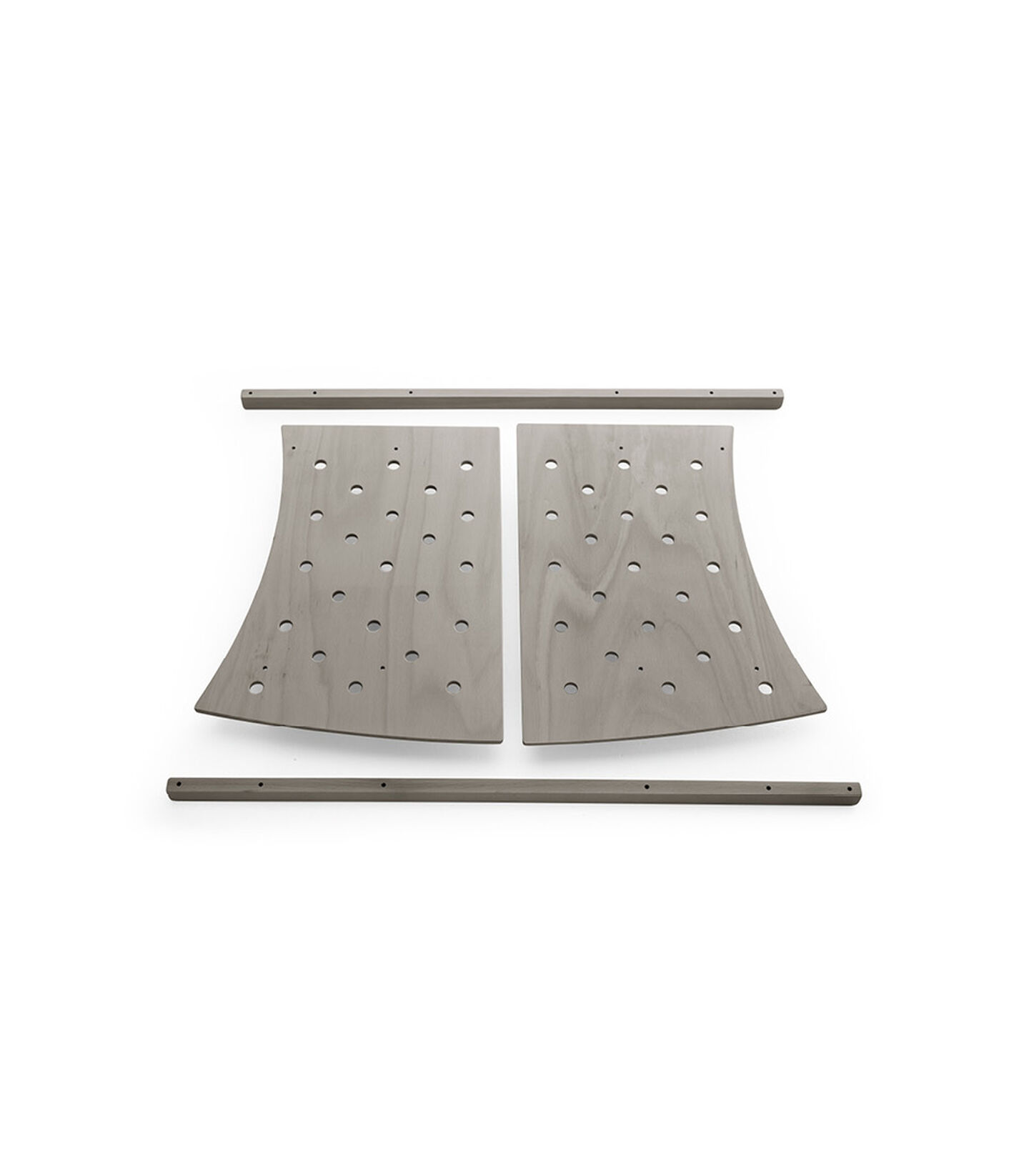 Stokke® Sleepi™ Junior Extension Hazy Grey, Hazy Grey, mainview view 1