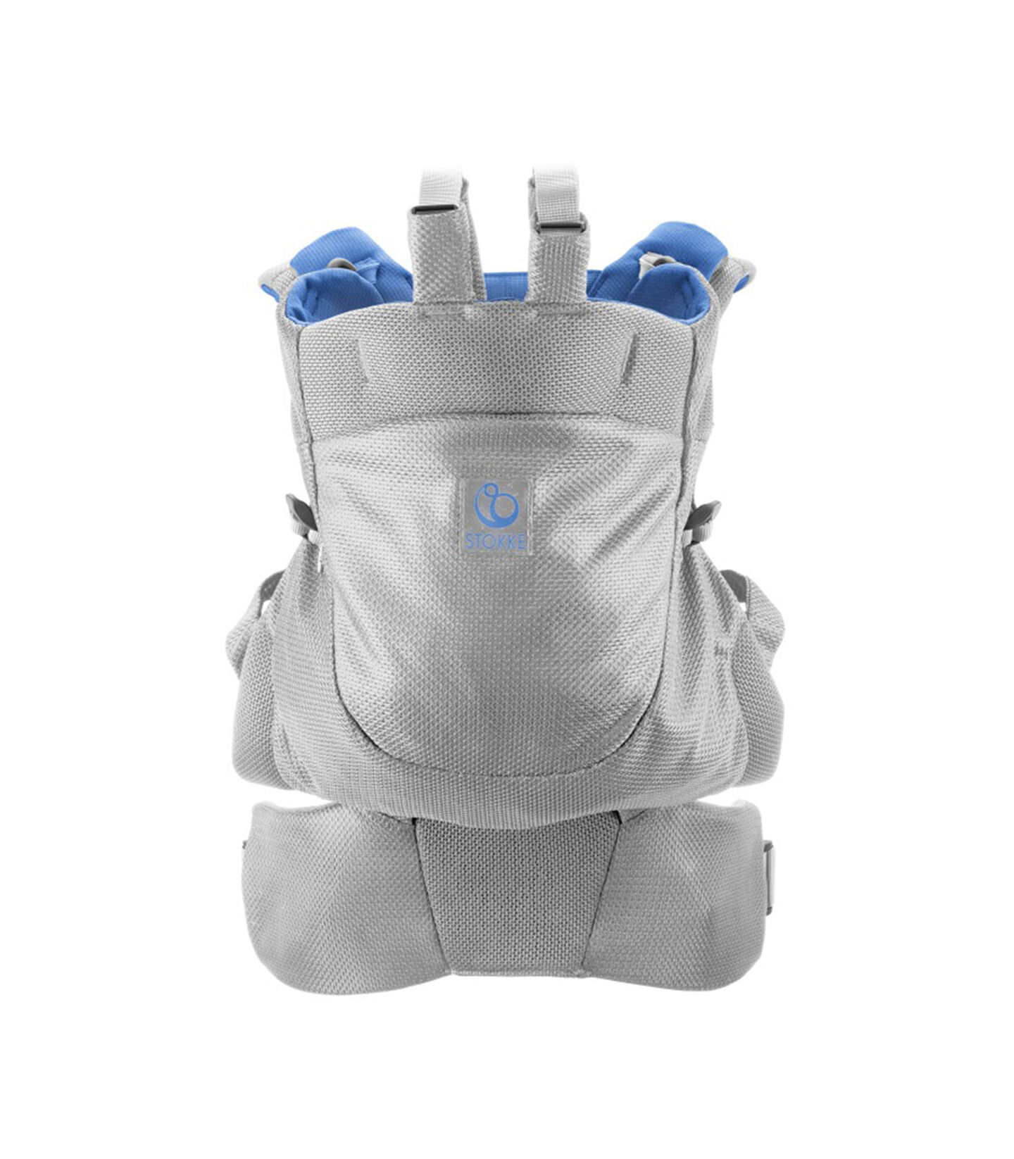 Stokke® MyCarrier™ Back Carrier Marina Mesh, Marina Mesh, mainview view 2
