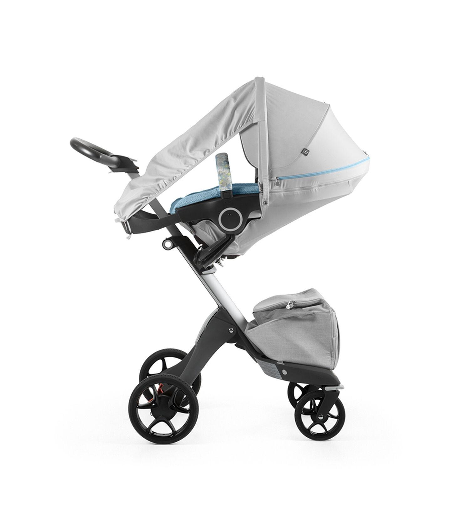 Stokke® Stroller Summer Kit Flora Blue