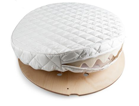 Stokke® Sleepi™ Mini Mattress with Cover.