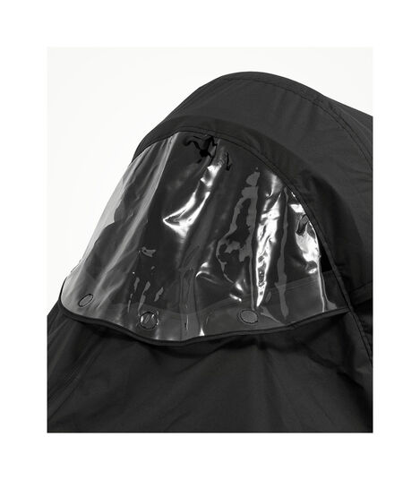 Stokke® Xplory® X Rain Cover Black, Black, mainview view 5