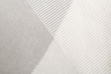 Stokke® Textiles Cotton Knit, Beige. Detail view 2